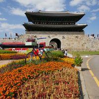 韓国ソウル 3・4日目 宗廟・仁寺洞と水原