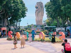セントーサー島!シンガポールへ2歳子連れ旅~親子2人旅☆