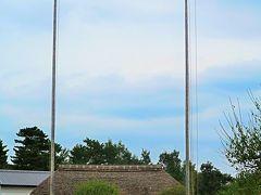 昭和記念公園-2 こもれびの里 武蔵野/旧農村-収穫期を迎え☆旅行記公開5900冊-達成記念-