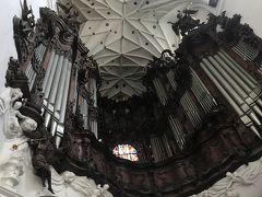♪day8♪ グダニスク とオリーバ教会のパイプオルガン