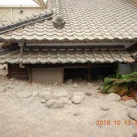雲仙温泉へ行こう!!(3) 雲仙からの帰りに、普賢岳噴火による土石流災害の爪跡が残る深江町へ立ち寄り