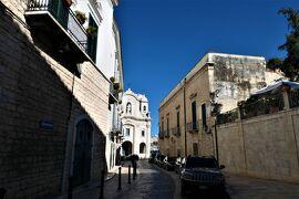 魅惑のシチリア×プーリア♪ Vol.797 ☆トラーニ:昼下がりの美しいトラーニ旧市街♪