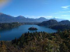 ベネチア~スロベニア~ザグレブまでアドリア海周遊の旅 (3)リュブリャナ・ブレッド湖