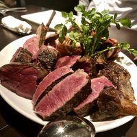 「銀座とよだ」で素敵な日本料理&「ワカヌイ グリル ダイニング バー 東京」でニュージーランド熟成肉を喰う(~銀座と東京タワーをふらふら~)