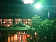 ANAで佐賀、旅館あけぼの。