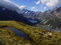 初めてのニュージーランド南島アオラキマウントクック2