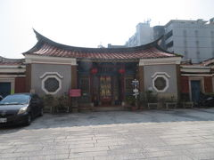 台湾 「行った所・見た所」 台南の市街地散策して名世大飯店(フェマスホテル)に宿泊
