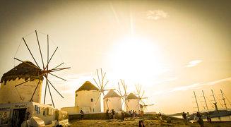 ギリシャの島々とワイナリーを巡る旅☆アテネ☆北キプロス☆ザキントス☆クレタ☆サントリーニ☆ミロス☆ミコノス ~①アテネ~