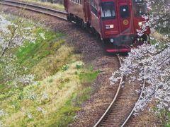 長良川鉄道観光列車「ながら」でランチを楽しむ