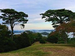 滞在時間24時間弾丸トラベル。母とのんびり仙台松島の旅。前編。