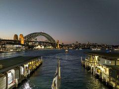 仕事終わりに0泊3日でシドニー観光