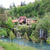 クロアチア旅行*ラストケ村、ホテルイェゼロ