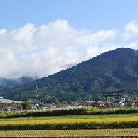 山の辺の道  桜井駅~大神神社~三輪駅を歩く、秋の奈良旅
