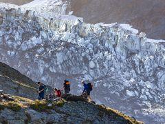 初秋のシャモニーとラヴォーを巡る旅(3)トラムウェイとビオナッセイ氷河ハイキング