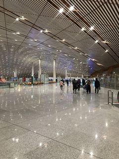はじめての北京<1>  往路トランジット 北京首都国際空港