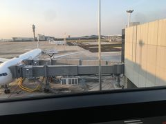 新サテライトターミナル開業 中国東方航空上海虹橋-浦東乗継ぎ(復路)