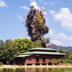 カイン州の州都パアン【2日目】~何度目のミャンマーか?数えてはいないだろう~