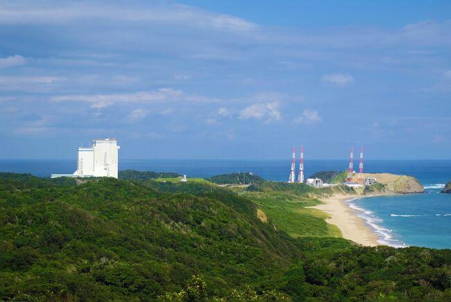 けんいちの1人旅です。<br /><br />台風20号が迫る中、3泊4日(種子島は実質2日)で種子島に行ってきました。細長い島内をレンタカーで行ったり来たりします。やっぱり宇宙センターは良かったです(^-^)