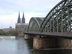 秋の中欧をオヤジ一人旅1 ライン川下り、ケルン、フランクフルト