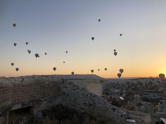2019年10月 還暦夫婦トルコへ行く3   カッパドキア3日目  グリーンツアーに行く