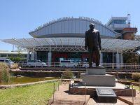 ザンビア、リビングストンからケープタウンへ、南アフリカ航空A320、シンガポール航空A320ビジネスクラス個人手配の気まま旅行