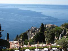 平成~令和またぎの旅はシチリア島&ローマのグルメ旅【令和編2】グラン・ブルー!タオルミーナとイタリアで最も美しい村カステルモーラ。