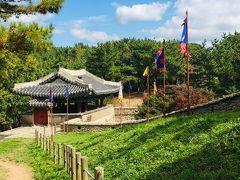 21回目の韓国は、初秋の慶州・大邱・釜山へ〜(6)釜山の金井山城を歩き、夜は250円のカルグクス!