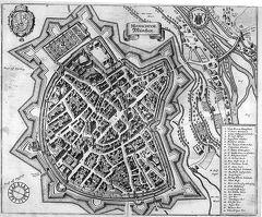 【ヴァーチャルの旅】マテウス・メリアンの十七世紀ヨーロッパ都市図とともに~ビールぐびぐび!はお休み~