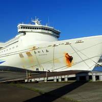 新日本海フェリーで行く北海道 小樽へ向けて