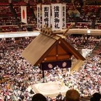 484-東京だよ、おっかさん!�…初めて乗る新幹線、浅草、相撲観戦と張り切る84歳