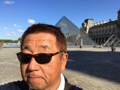 ヨーロッパ 放浪ひとり旅 パリ編