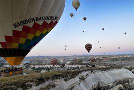 2019 初トルコ10日間の旅、変なビジネスツアーを選択 時系列NO.3/5