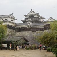 ちょこっと松山(丸亀でうどん&道後温泉&松山城&坂の上の雲)