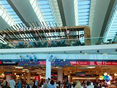 出国審査がまだだった? @リスト・フェレンツ空港~ハンガリー発カタール経由、帰国