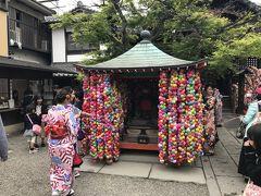 関西周遊紀行、祇園から清水寺へ(3日目午前)
