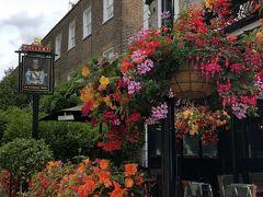 イギリス街歩き~ロンドンふたたびの場所へ
