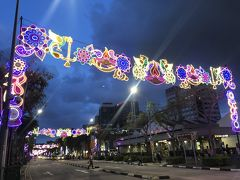 【シンガポール】リトルインディア_ディーパバリを行く