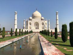 インド デリー・ジャイプール・アグラ 7つの世界遺産 3泊5日の旅 3 タージマハル アグラ城