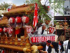 ダンジリ祭り