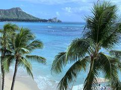 夢にまで見たオーシャンフロントinハワイ♪ ~ハワイ3日目・カラカウア通りがホコ天に~