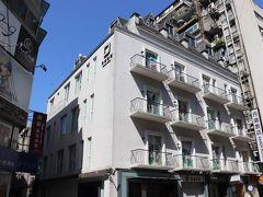 3度目の台湾は長男の結婚披露宴のための家族旅行 1泊目はダンディホテルティアンジンに宿泊して台北散策