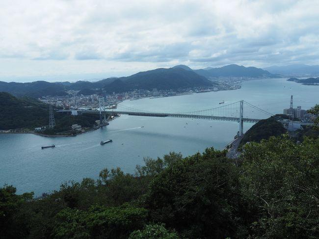 二日目は大分県の別府温泉へ!<br />その前に、関門海峡近辺を観光しました。<br />日本史のなかで一番好きな時代が源平合戦(全然詳しくはないんですけど…)なので、壇ノ浦観光は外せません。<br /><br /> 一日目 広島・大和ミュージアム てつのくじら館<br /> 二日目 山口・下関、大分・別府<br /> 三日目 山口・元乃隅稲成神社・萩<br /> 四日目 島根・石見畳ケ浦 松江城<br /> 五日目 鳥取・砂の美術館<br /><br />この旅行記は、二日目前半編です。<br /><br />