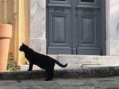ヨーロッパ 放浪ひとり旅    ネコ歩き アテネ編