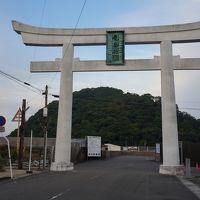 法事で松山へ (2) 北条港の朝と道後の夜