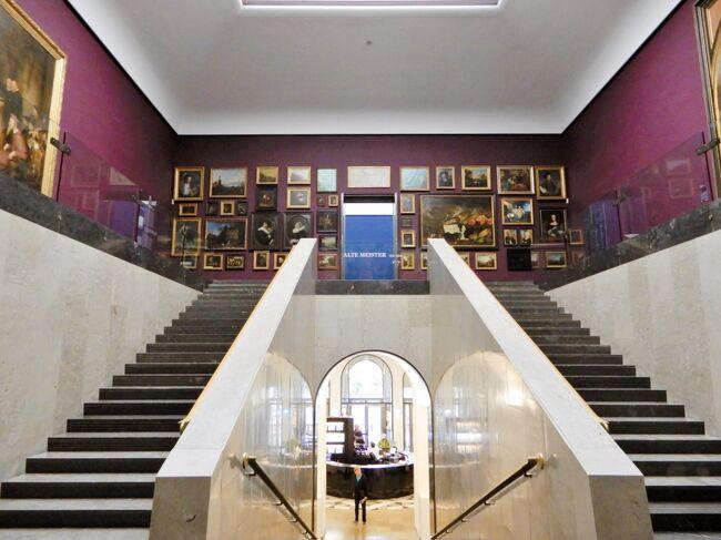 女子大生ドイツひとり旅! ③フランクフルトの美術館とショッピング