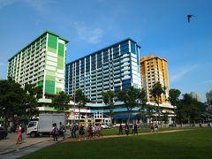 【ジャワ島横断+バリ島・ギリ島+シンガポール】2017島めぐり旅Day14: 今日も歴史的建物をフェアウェル散歩
