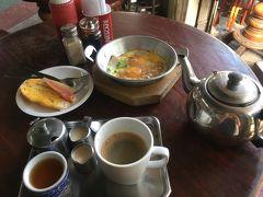 ぶら~りバンコク レトロカフェで朝食を