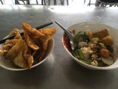 ぶら~りバンコク ローカル麺屋でランチ