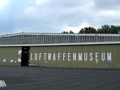 ドイツ空軍博物館、ポツダム サンスーシ宮殿でカラヴァジョ、ノイケルン地区でトルコの雰囲気とベルリンの見所 / 海外ツーリング-ドイツ編 9