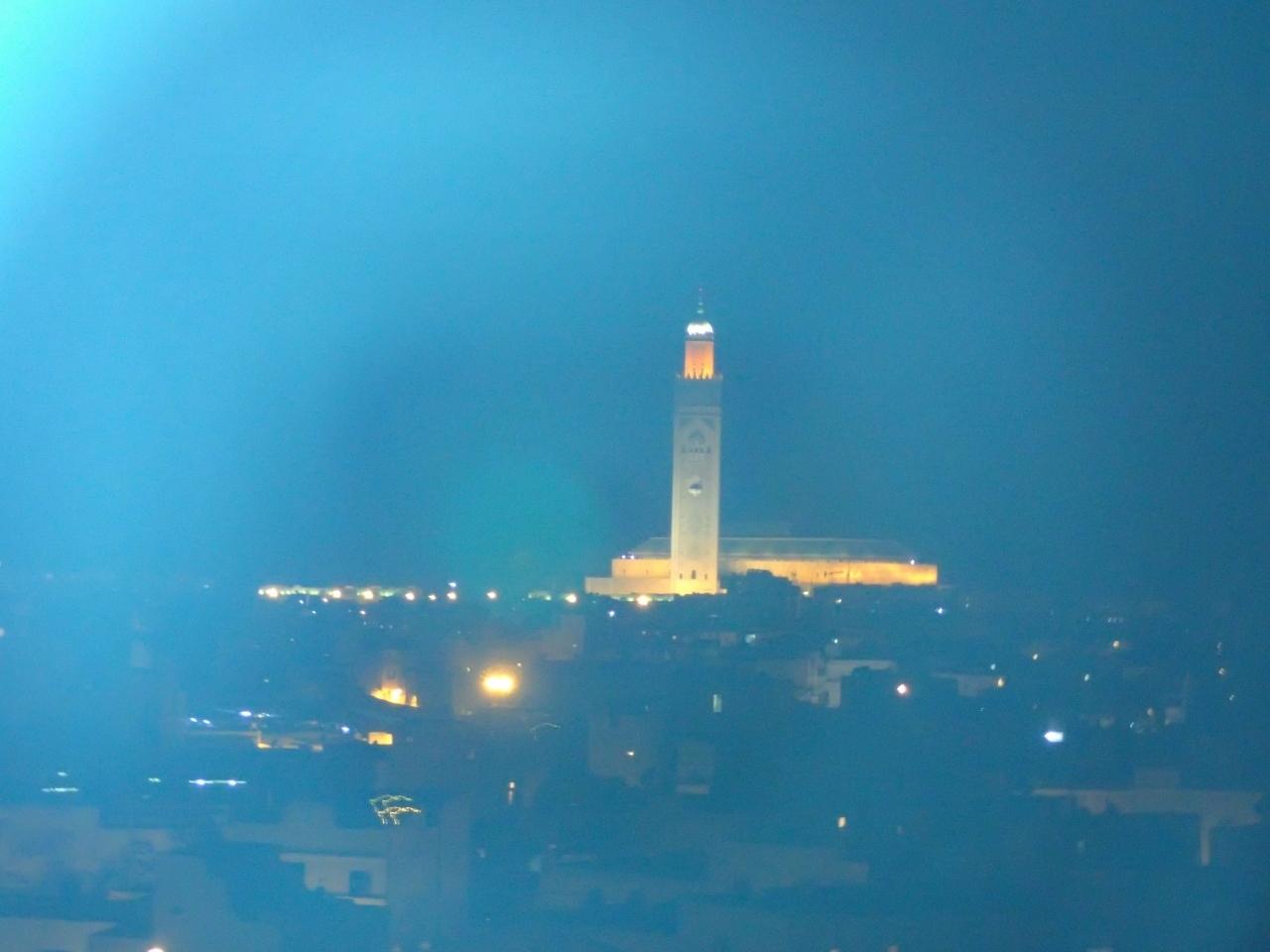 モロッコ カサブランカとマラケシュ